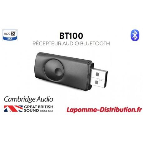 BT100 Récepteur Audio Bluetooth - clé - Cambridge Audio