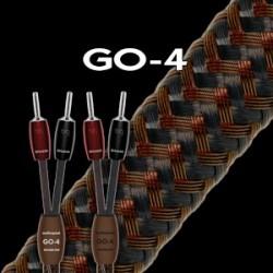 Audioquest Go-4 - Paire de câbles montées en fiches bananes