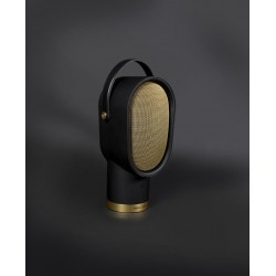 Elipson - Lenny Black - Habitat - Enceinte Bluetooth 2.1 nomade .