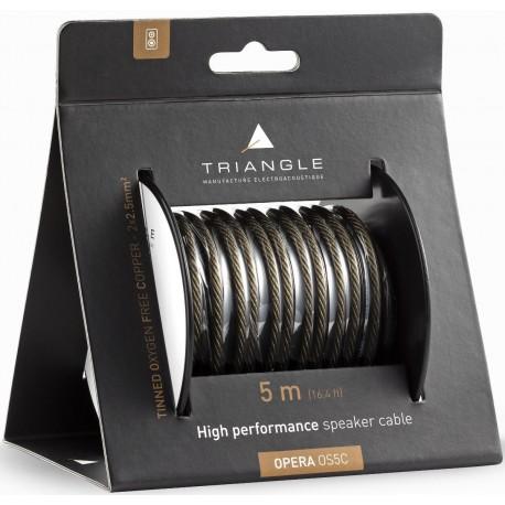 Triangle opéra OS5C (bobine de 5 m) - câble d'enceintes