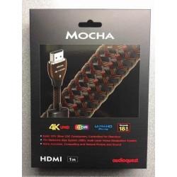 Audioquest Mocha HDMI Longueur 1m