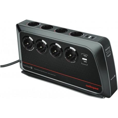 Audioquest PowerQuest 3 - Conditionneur Secteur - Filtre alimentation de courant - Limiteur de surtension