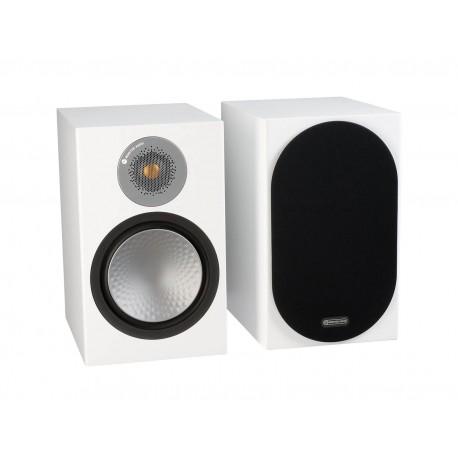Monitor Audio Silver 100 - Enceinte Bibliothèque - 6G - La paire
