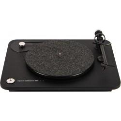 Elipson Chroma 200 RIAA  Platine vinyle hi-fi noir mat - avec Préampli Phono