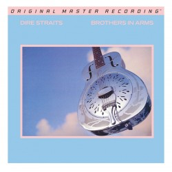 MoFi - Dire Straits - Brother in arms (180 g. - 45 RPM - 2 LP)
