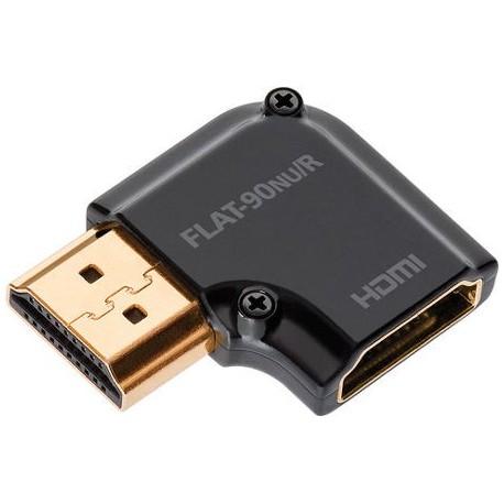 Adaptateur HDMI 90° Audioquest coudé à droite