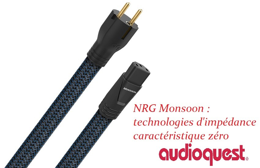 NRG Monsoon Audioquest