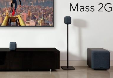 Kit Mass Monitor Audio